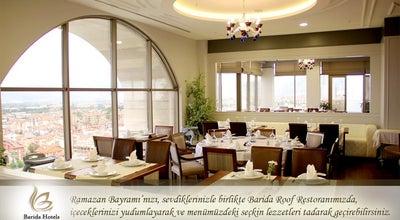 Photo of Restaurant Barida Roof Restaurant & Bar at 102. Cd No:81, Isparta 32100, Turkey