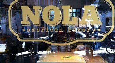 Photo of Bakery NOLA American Bakery at 197 Dizengoff St., Tel Aviv 64396, Israel