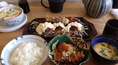 Photo of Diner とんとん亭 at 五郎丸堀端4-3, 犬山市 484-0066, Japan