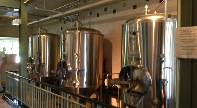 Photo of Brewery Gilded Otter Brewing Company at 3 Main St, New Paltz, NY 12561, United States