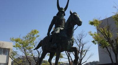 Photo of Monument / Landmark 井伊直政公像 at 古沢町40-2, 彦根市 522-0007, Japan