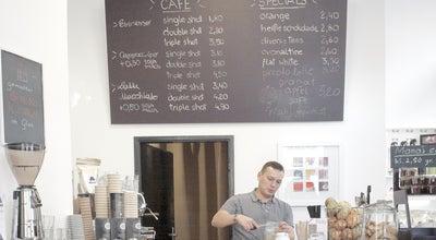 Photo of Coffee Shop Akrap Finest Coffee at Königsklostergasse 7, Wien 1060, Austria