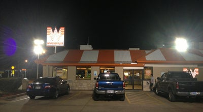 Photo of Burger Joint Whataburger at 40 N Kessler Ave, Schulenburg, TX 78956, United States