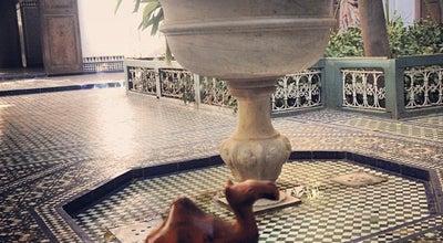 Photo of Historic Site Palais Bahia at Marrakech, Morocco
