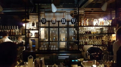 Photo of Cocktail Bar Himkok at Storgata 27, Oslo, Norway
