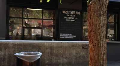 Photo of BBQ Joint Horse Thief at 324 S Hill St, Los Angeles, CA 90013, United States
