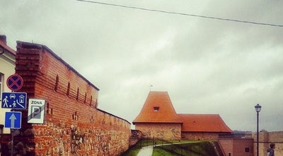 Photo of Historic Site Vilniaus gynybinės sienos bastėja | Bastion of Vilnius City Wall at 20 Bokšto Gatvė, Vilnius, Lithuania