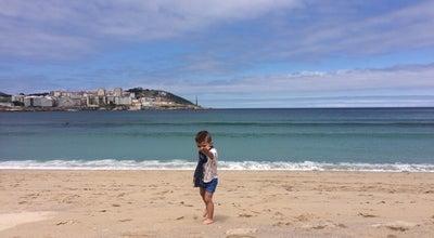 Photo of Beach El Mar at Avda. Pedro Barrié De La Maza, La Coruña, Spain