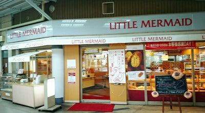 Photo of Bakery リトルマーメイド 橿原神宮前駅店 at 久米町618, 橿原市, Japan