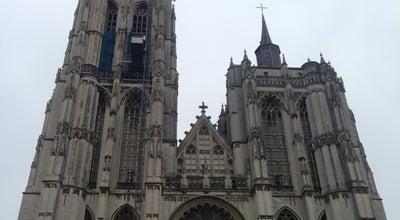 Photo of Church Onze-Lieve-Vrouwekathedraal at Groenplaats 21, Antwerpen 2000, Belgium