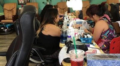 Photo of Nail Salon K3 Nail & Spa at 1291 S Park Victoria Dr, Milpitas, CA 95035, United States
