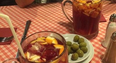 Photo of Italian Restaurant Lorenzo Trattoria at Plaza Merced 5, Malaga 29012, Spain