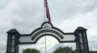 Photo of Park Veterans Memorial Park at Lakeshore Dr, Lake Charles, LA 70601, United States
