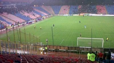 Photo of Soccer Stadium Stadionul STEAUA at Bd. Ghencea Nr. 45, București, Romania