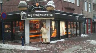 Photo of Bakery Banketbakkerij Gosselaar at Nieuwe Huizen 20, Assen 9401 JT, Netherlands