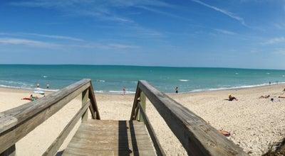 Photo of Beach Pelican Beach Park at 1525 Florida A1a, Satellite Beach, FL 32937, United States