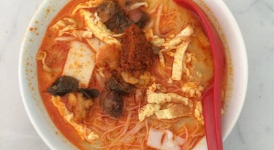 Photo of Breakfast Spot 华南茶餐室Curry Laksa at Malaysia