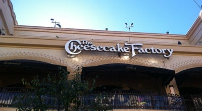 Photo of American Restaurant The Cheesecake Factory at 189 The Grove Dr, Los Angeles, CA 90036, United States