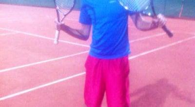 Photo of Tennis Court Knltb Bondscentrum Almere at Almere, Netherlands