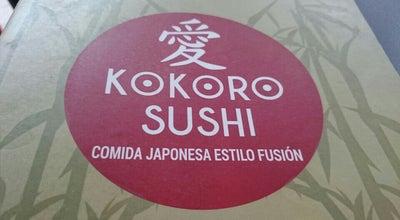 Photo of Sushi Restaurant Kokoro Sushi at Mexico City, Mexico
