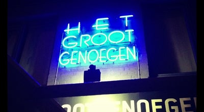 Photo of Cafe 't Groot Genoegen at Gemeenteplein 11, Dilbeek 1700, Belgium