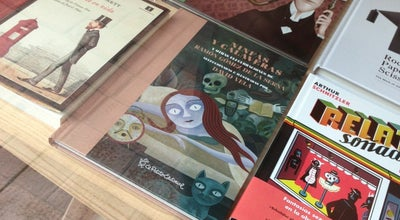 Photo of Bookstore El Armadillo Ilustrado at Las Armas 74, Zaragoza 50003, Spain