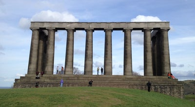 Photo of Monument / Landmark National Monument at Calton Hill, United Kingdom