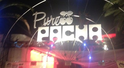 Photo of Nightclub Pacha at Av. Del Vuit D'agost, 19, Eivissa 07800, Spain