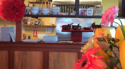 Photo of Cafe Mia's Cafe at 109 N Beach Rd, Eastsound, WA 98245, United States