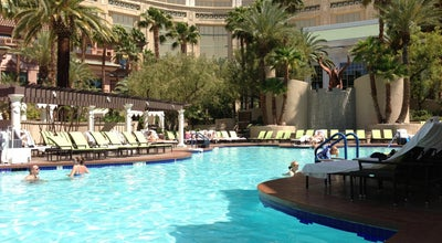 Photo of Pool Pool Bar at Four Seasons Hotel Las Vegas at 3960 Las Vegas Blvd S, Las Vegas, NV 89119, United States