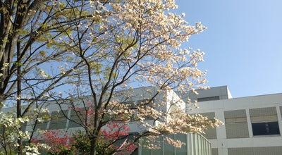 Photo of Library 岐阜県図書館 at 宇佐四丁目2-1, 岐阜市 500-8368, Japan