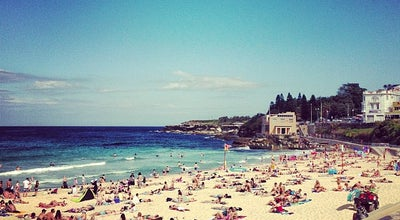 Photo of Beach Coogee Beach at Arden St., Coogee, NS 2034, Australia