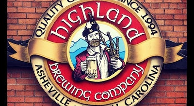Photo of Brewery Highland Brewing Company at 12 Old Charlotte Hwy, Asheville, NC 28803, United States