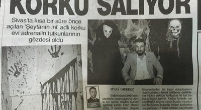 Photo of Comedy Club şeytanın ini korku evi at Sirer Caddesi Türkiye Finans Bankası Karsıso Ünal, Sivas 58070, Turkey