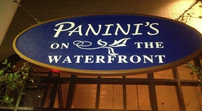 Photo of Italian Restaurant Panini's Cafe at 926 Bay St, Beaufort, SC 29902, United States