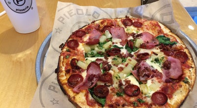 Photo of Pizza Place Pieology Pizzeria at 915 W Huntington Dr, Monrovia, CA 91016, United States