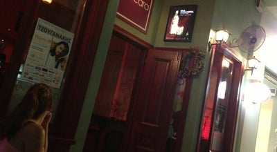 Photo of Cocktail Bar Baccara Bar at Δαίρπφελδ 15, Λευκάδα 311 00, Greece