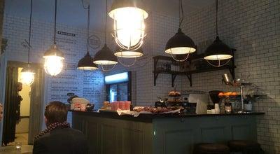 Photo of Cafe Lilla P at Karlavägen 61, Stockholm, Sweden