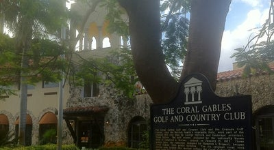 Photo of Pool Coral Gables Country Club at 997 N Greenway Dr, Coral Gables, FL 33134, United States