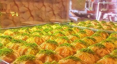 Photo of Dessert Shop Haci Serif Muğla 2 at Org. Mustafa Mugla Li İş Hani, Muğla, Turkey