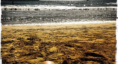 Photo of Beach Playa Cantal Roig / Mauri at Ctra Del Puerto, Calpe 03710, Spain