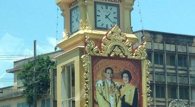 Photo of Monument / Landmark ศาลหลักเมืองชุมพร at หน้าสำนักงานเทศบาลเมืองชุมพร, อ.เมือง จ.ชุมพร 86000, Thailand