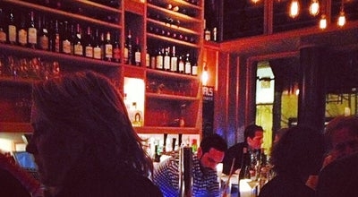 Photo of Restaurant Blue Ribbon Downing Street Bar at 34 Downing St, New York City, NY 10014, United States