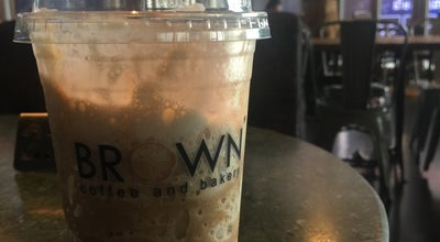 Photo of Coffee Shop BROWN Coffee and Bakery at Æon Mall, Phnom Penh, Cambodia