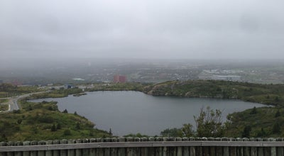 Photo of Lake Quidi Vidi Lake at St. John's, NL, Canada