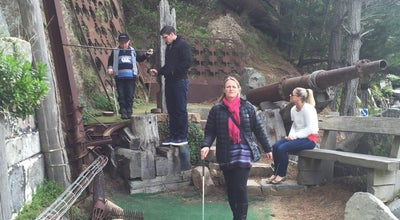 Photo of Mini Golf Carlucci Land at 281 Happy Valley Road, Owhiro Bay 6011, New Zealand