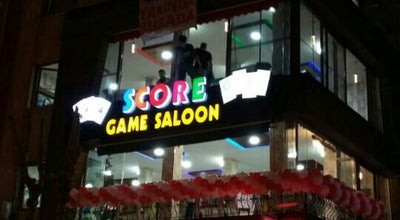 Photo of Arcade Score Game Saloon at İslice Mah. 1.vidinlioğlu Sok. No1/101, Uşak, Turkey