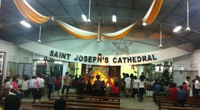 Photo of Church St. Joseph's Cathedral Church at Jalan Angsana, Malaysia