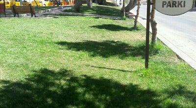 Photo of Playground Çamlıpark at Turkey