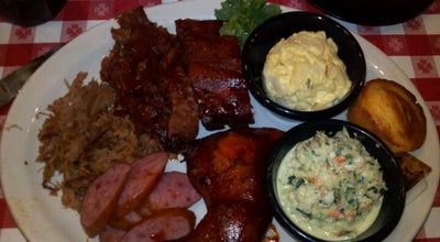 Photo of American Restaurant Bennett's Pit Bar-B-Que at 2910 Parkway, Pigeon Forge, TN 37863, United States